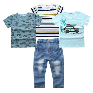 Boys Clothes Sets - PoacherOnline