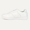 Classic White Low-top Sneaker - PoacherOnline