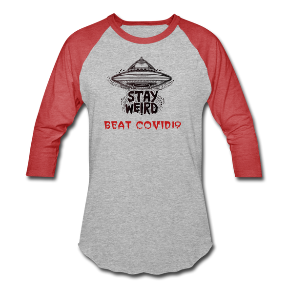 Stay Weird Beat COVID19 T-Shirt - PoacherOnline