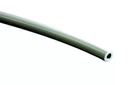 "Saliva Ejector Tubing, 3/16"" I.D., Vinyl Gray; Roll of 100ft"