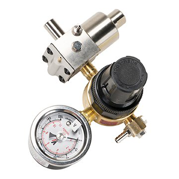 Master Shut-off/Regulator for Air