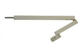 Telescoping Arm w/o Holder,  White