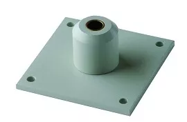 "Horizontal Mount, 1/2"", Gray"