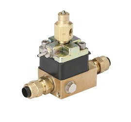 Time Delay Valve, Cuspidor Assy