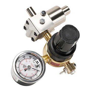Master Shut-off/Regulator for Water