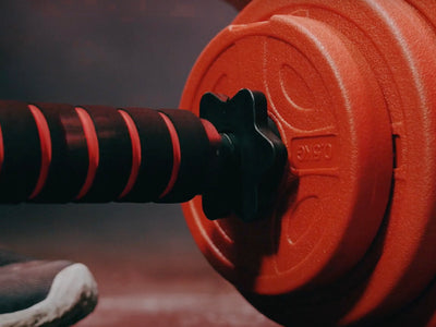 Dumbbell & Barbell Weight Set