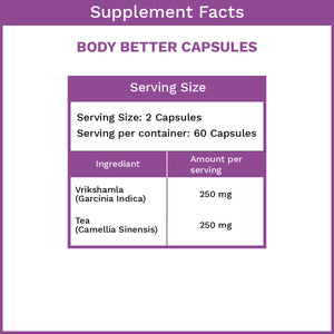 Body Better, Body Better Plus, Body Better LX, Boby Booster (Combo)