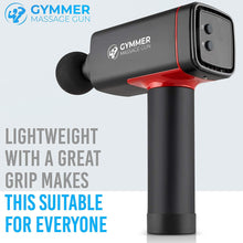 Load image into Gallery viewer, Gymmer™ Massage Gun Kit With Carry Bag - Gymmer Pro