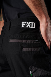 FXD Workwear | Work Pants  | WP◆3 Black