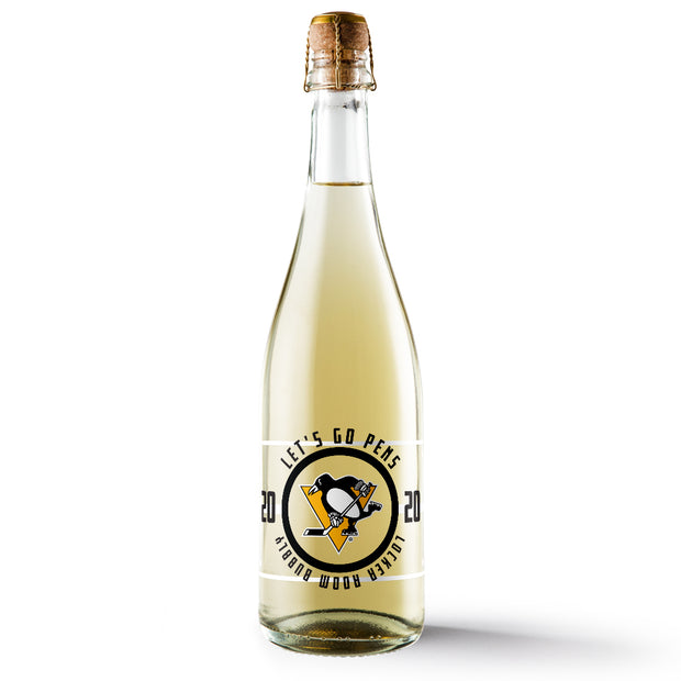 Pittsburgh Penguins® Locker Room Bubbly