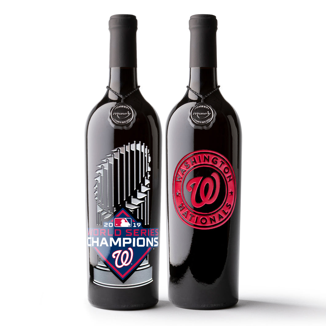 Washington Nationals 2019 World Series™ Champions 2 Pack