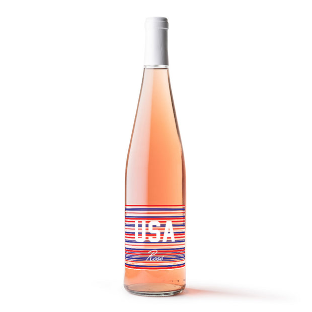 USA Rosè Stripes