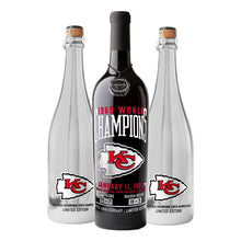 Load image into Gallery viewer, KC Chiefs Championship 3 Pack