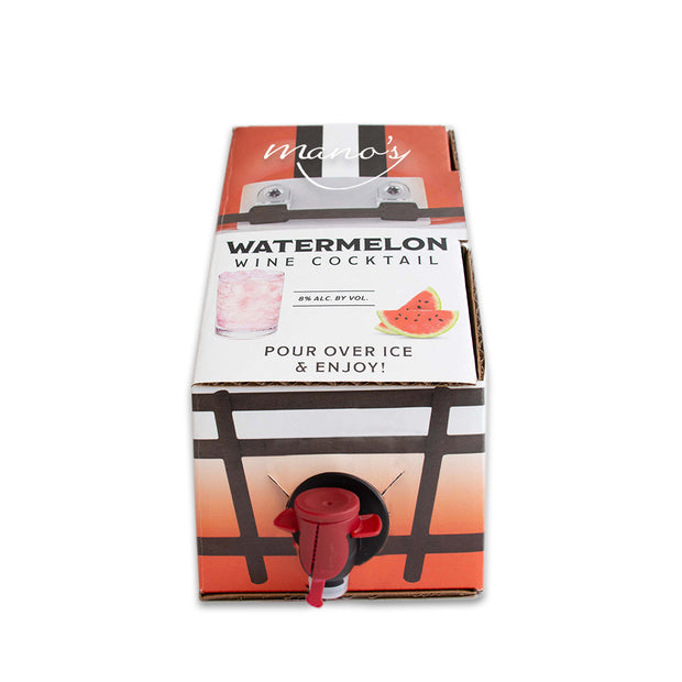 Cleveland Browns Watermelon Wine Cocktail Box