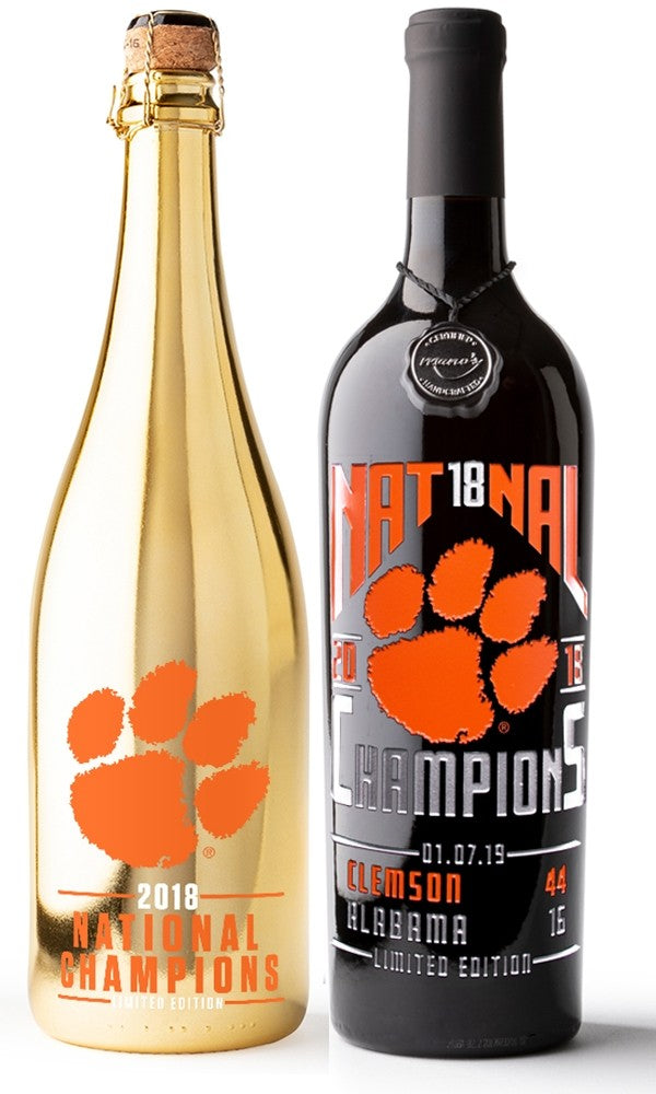 Clemson 2018 National Champions 2 Pack