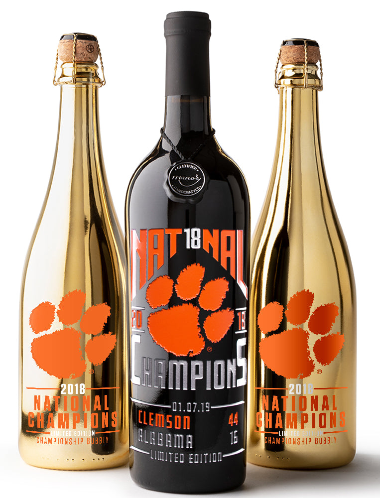 Clemson 2018 National Champions 3 Pack