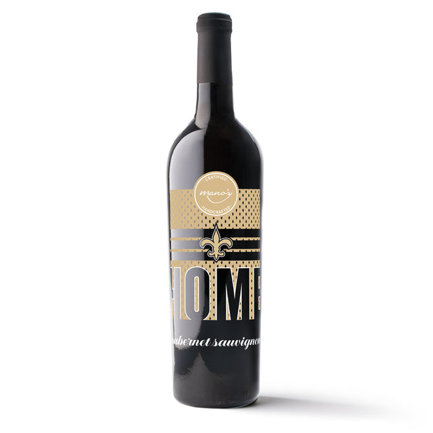 New Orleans Saints Home Cabernet Sauvignon