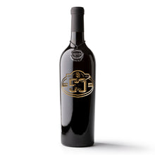 Load image into Gallery viewer, San Diego Padres 50th Anniversary Etched Wine