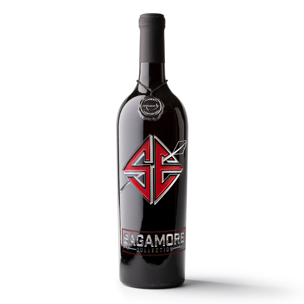 SEMO Sagmore Collection Etched Wine