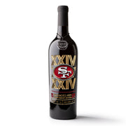 49ers Commemorative Championship 6 Pack