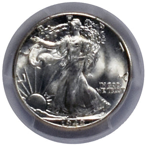 1942 Walking Liberty 50¢ - MC10619