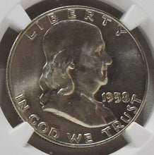 Load image into Gallery viewer, 1958-D Franklin 50¢ - MC12012