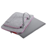 Felt Laptop Bag Notebook Briefcase 11/13/14/15 Inch Waterproof Bag Case