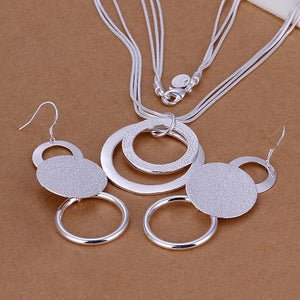 High quality 925 stamped silver plated Fashion Jewelery