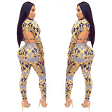 3 Piece Set Women Set Clothes Long Sleeve