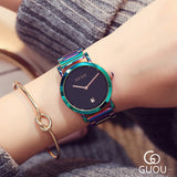 Women Watches Top Brand Luxury Stainless Steel