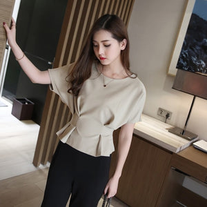 clothing chiffon blouse