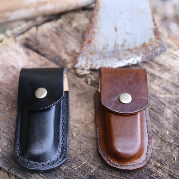 Top Grain Leather Tool Pouch