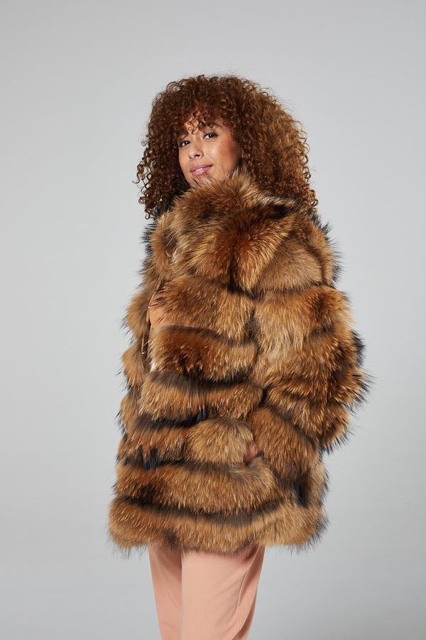 Chaney Fur Coat