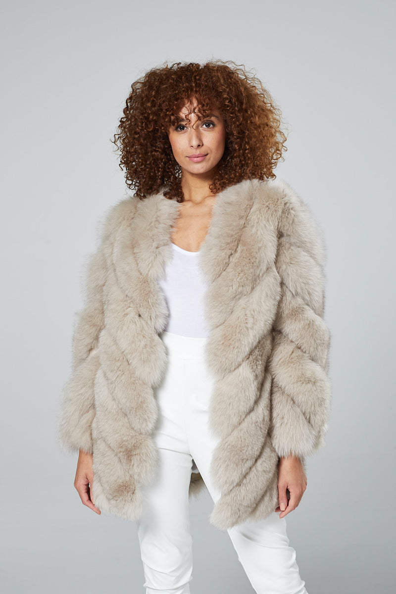 Chantal Fur Coat