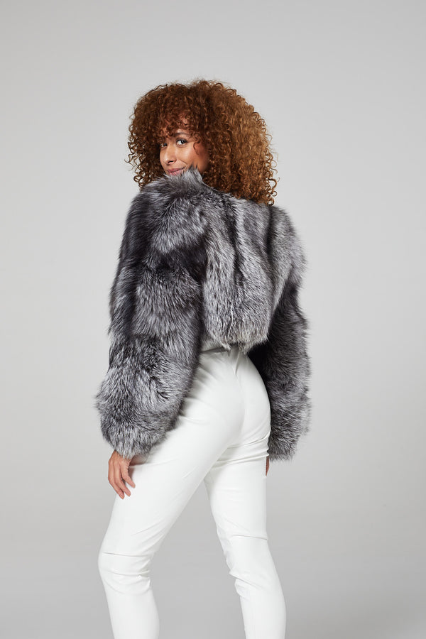 Caressa Fur Coat