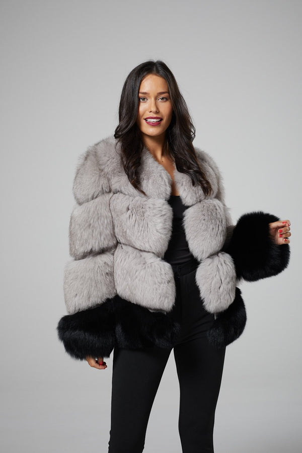 Monae Fur Coat