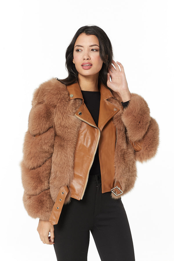 Meline Fur Coat