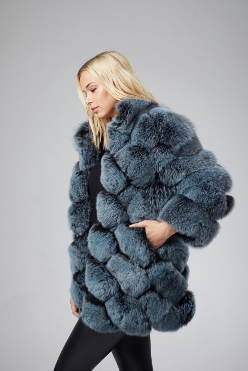 Lucie Fur Coat