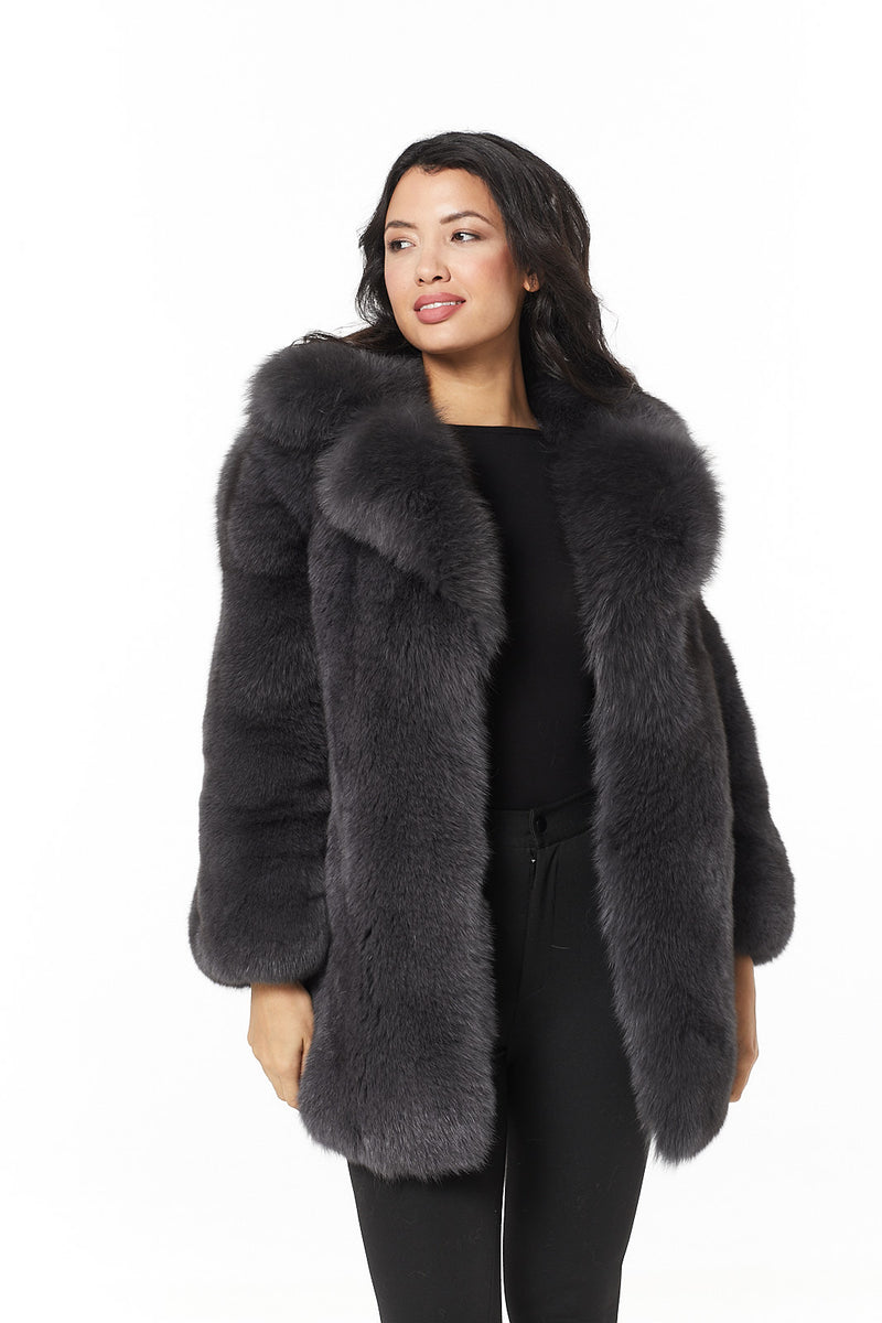Mila Fur Coat