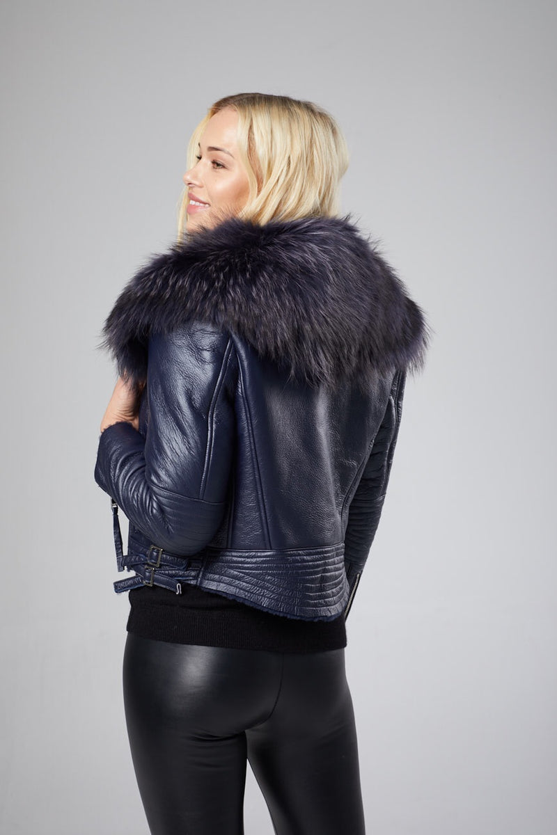 Lola Leather Jacket*