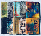 Abandoned Eclectic Elements Half Yard Bundle by Tim Holtz