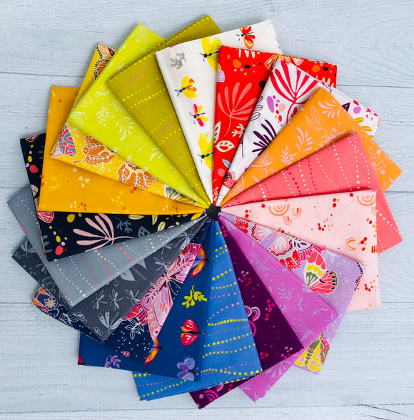 Aerial Fat Quarter Bundle by Tamara Kate