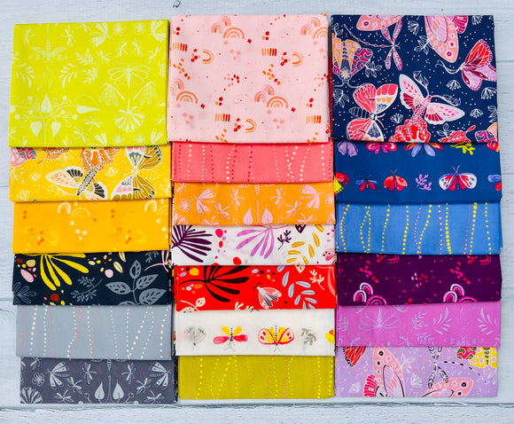 Aerial Half Yard Bundle by Tamara Kate