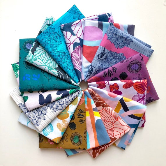 After the Rain Fat Quarter Bundle by Bookhou