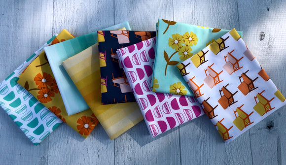 Butterscotch Fat Quarter Bundle by Dana Willard