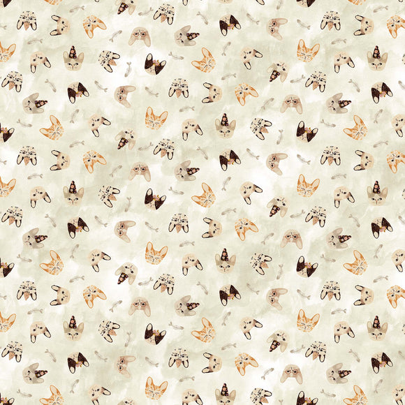 Marcel Cat Heads Cream