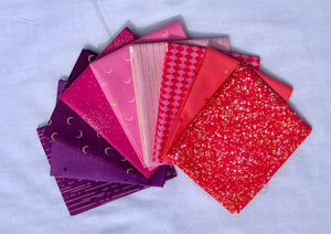 Greatest Hits-Warm Fat Quarter Bundle by Libs Elliott