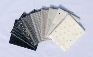 Greatest Hits-Neutral Fat Quarter Bundle by Libs Elliott