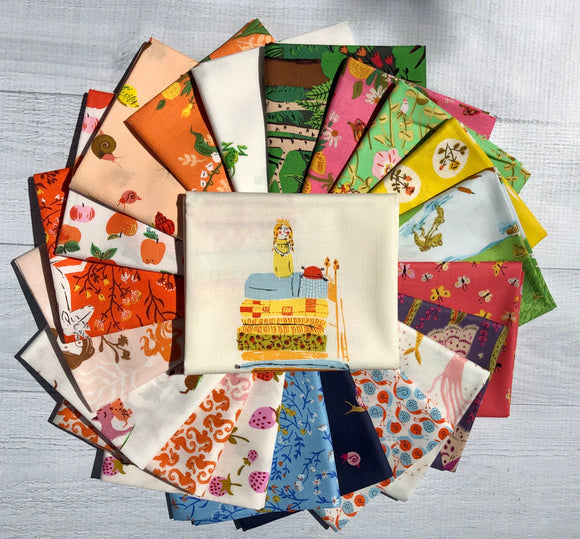 Heather Ross 20th Anniversary Fat Quarter Bundle
