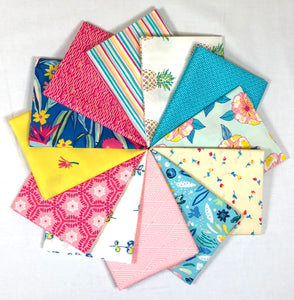 Hello Sunshine Fat Quarter Bundle by Katie Skoog